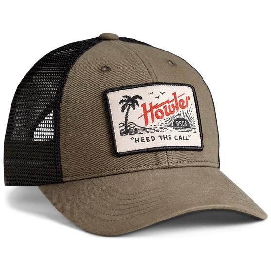 Howler Brothers Paradise Standard Cap Paradise Rifle Black Image 1