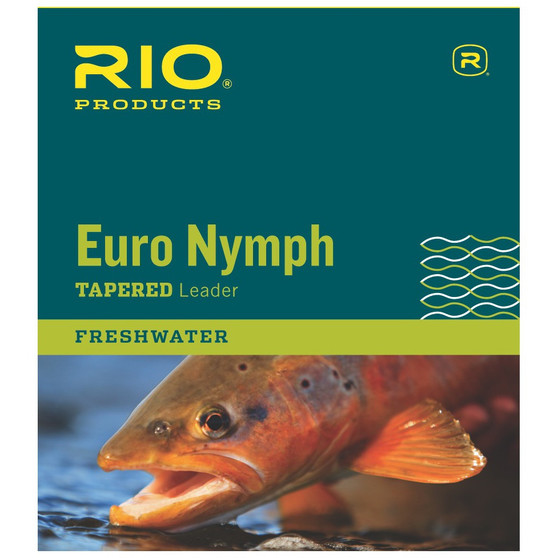 Rio Products Euro Nymph Leader Image 1