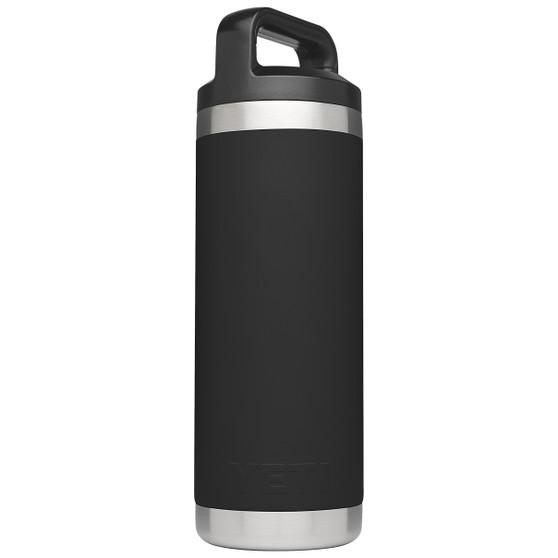Yeti Coolers Rambler Bottle 18 Black Image 1