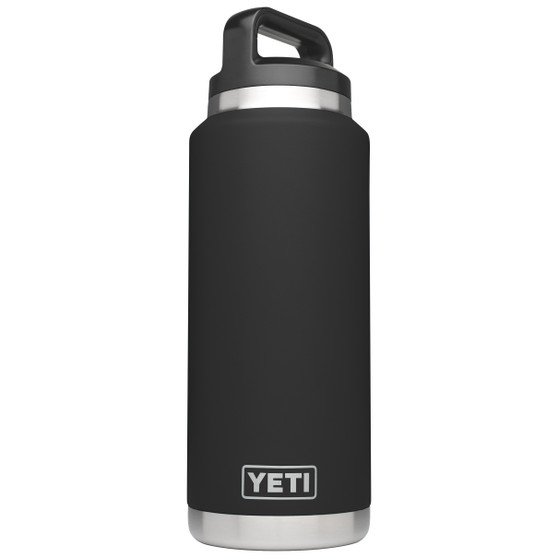 Yeti Coolers Rambler Bottle 36 Black Image 1