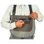 Simms Freestone Stockingfoot Wader Dark Gunmetal Image 8