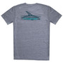 Fishpond King SS T Shirt Granite Image 2