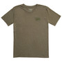 Fishpond Local SS T Shirt Olive Image 2