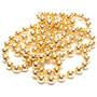 Wapsi Bead Chain Eyes Gold Image 1