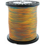 Scientific Anglers Dacron Fly Line Backing Fluorescent Orange Blue Fluorescent Yellow Every 100 Feet Image 1