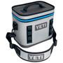 Yeti Coolers Hopper Flip 8 Fog Gray Tahoe Blue Image 2