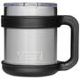 Yeti Coolers Rambler Handle Black Lowball 10 Oz Image 2