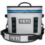 Yeti Coolers Hopper Flip 12 Fog Gray Tahoe Blue Image 1