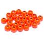 Hareline Hot Beads Hot Orange Image 1