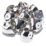 Hareline X Eyed Cones Nickel Image 1