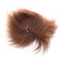 Hareline Arctic Fox Tail Hair Brown Image 1