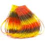 Hareline Fly Enhancer Legs Orange Pumpkin Yellow Image 1