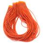 Hareline Grizzly Micro Legs Fluorescent Orange Image 1