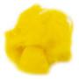 Hareline Dubbing Bright Yellow Image 1