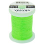 Veevus Body Quill Fluorescent Chartreuse Image 1