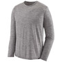 Patagonia Cap Cool Daily LS Shirt Feather Grey Image 2