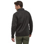 Patagonia Better Sweater 1 4 Zip Jacket Black Image 4