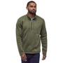 Patagonia Better Sweater 1 4 Zip Jacket Industrial Green Image 2
