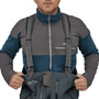 Patagonia Swiftcurrent Expedition Zip Front Wader Forge Grey Image 4