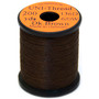 Uni Products Uni Thread Dark Brown Image 1