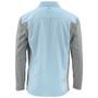 Simms Tricomp Cool LS Shirt Mist Image 2