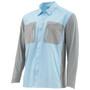 Simms Tricomp Cool LS Shirt Mist Image 3