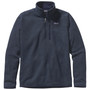 Patagonia Better Sweater 1 4 Zip Classic Navy Image 1
