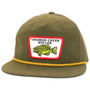 Crooked Creek Holler Smallie Pinch Front Hat Loden Image 1