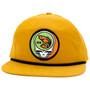 Crooked Creek Holler Stealie Pinch Front Hat Mustard Image 1