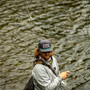 Fishpond Heritage Trucker Hat Slate Image 2