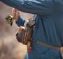 Fishpond San Juan Vertical Chest Pack Sand Saddle Brown Image 6