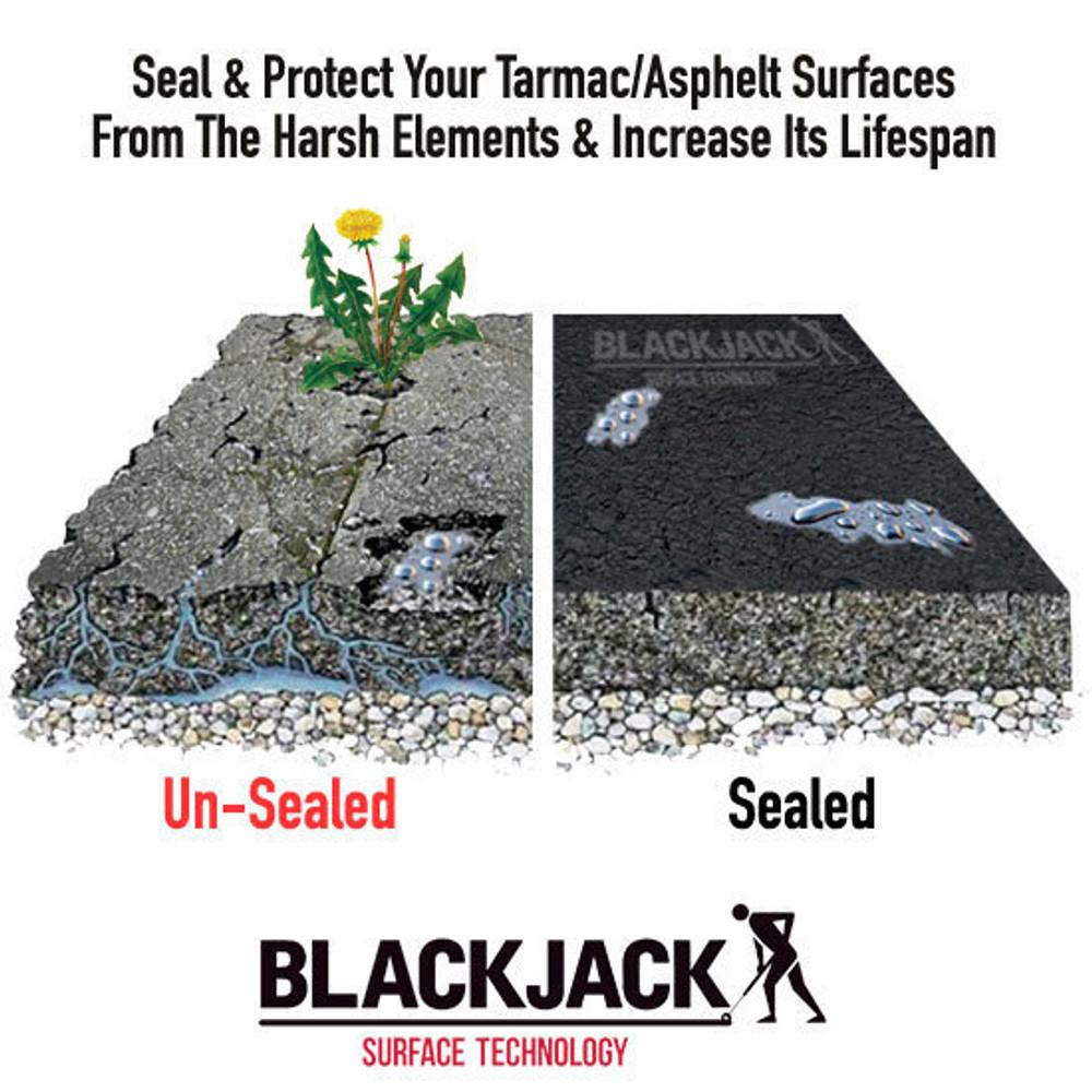 Why Seal Tarmac
