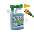 Latex-ite® Driveway Cleaner and Degreaser Attached To Hose