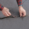 Latex-ite® Crack-Stix Permanent Tarmac, Asphalt, Concrete Filler Application