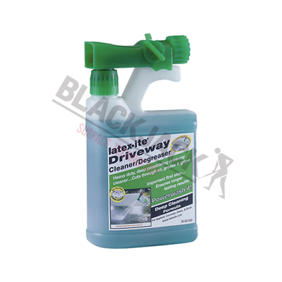 Latex-ite® Driveway Cleaner and Degreaser