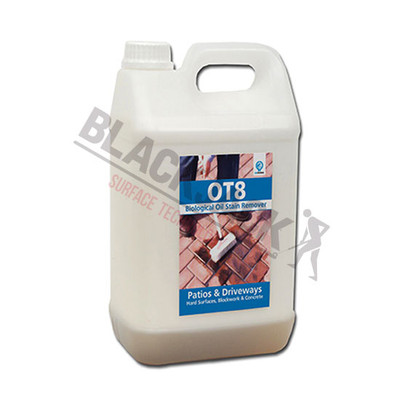 OT8 Biological Oil Stain Remover, Hard Surface Oil Stain Remover
