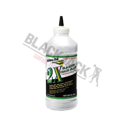 Latex-ite® 950ML 2X Premium Crack Filler, Tarmac Crack Filler