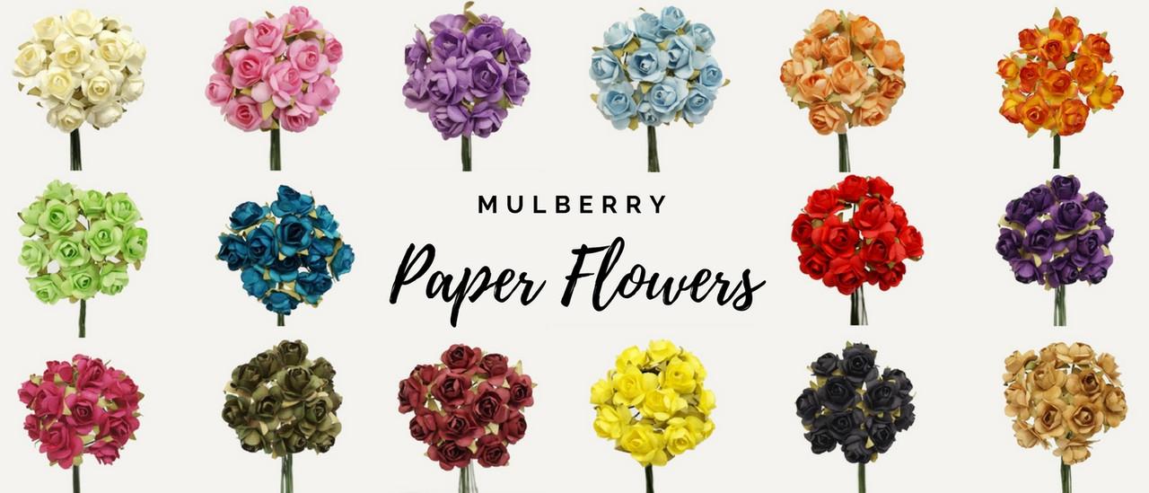 Colour Connection Pack of 12 x Mesh Flowers /& Butterflies Embellishments