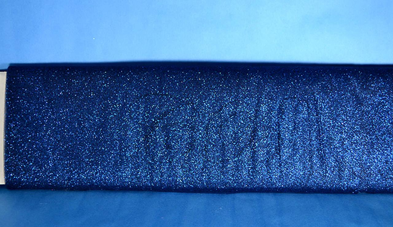 54 x10 yards 30ft navy blue glitter tulle bolt cb flowers crafts