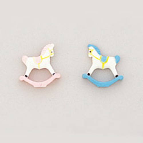 """1"""" Rocking Horse Favor and Decoration - Pack of 240 Count"""