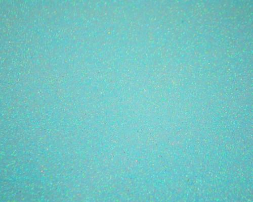 "8"" × 11.5"" Aqua Glitter Foam Sheets - Pack of 20 Glitter Foam Sheets"