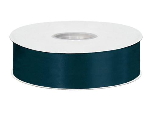 "1.5""x50 yard Navy Blue Polyester Satin Gift Ribbon - Pack of 5 Rolls"
