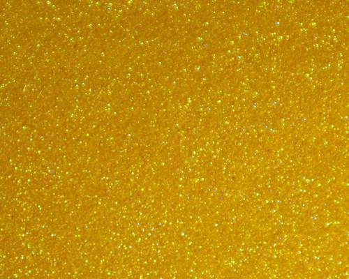 "8"" × 11.5"" Gold Yellow Glitter Foam Sheets – Pack of 20 Glitter Foam Sheets"