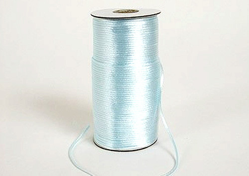 2mm wide x 100 yards Blue Rattail Cord Trims - Pack of 5 Spools