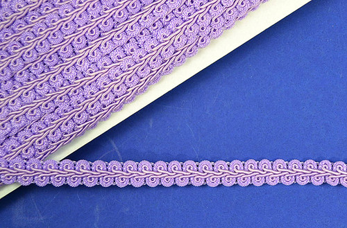 "1/2"" x 15 Yards Lavender Gimp Braid - 5 Packs Gimp Braid Trim"