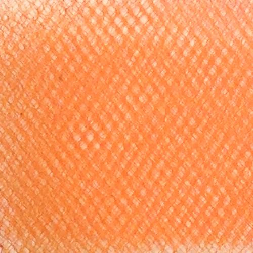 """54""""x40 yards (120FT) Orange Soft Wedding Tulle Bolt"""