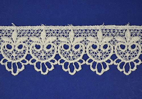 "1 3/4""x 30 Yards Venise Lace Trims - Wholesale Venice Lace"
