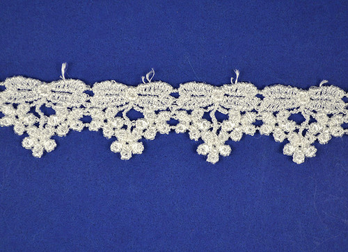 "1 1/4""x 30 Yards Wholesale Venise Lace Trims - Venice Lace Wholesale"
