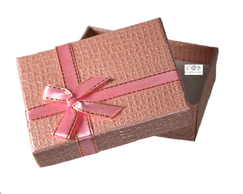 Baby Pink Paper Box