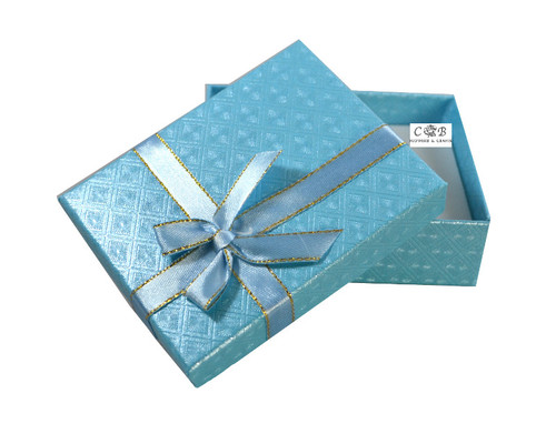 Baby Blue Paper Box